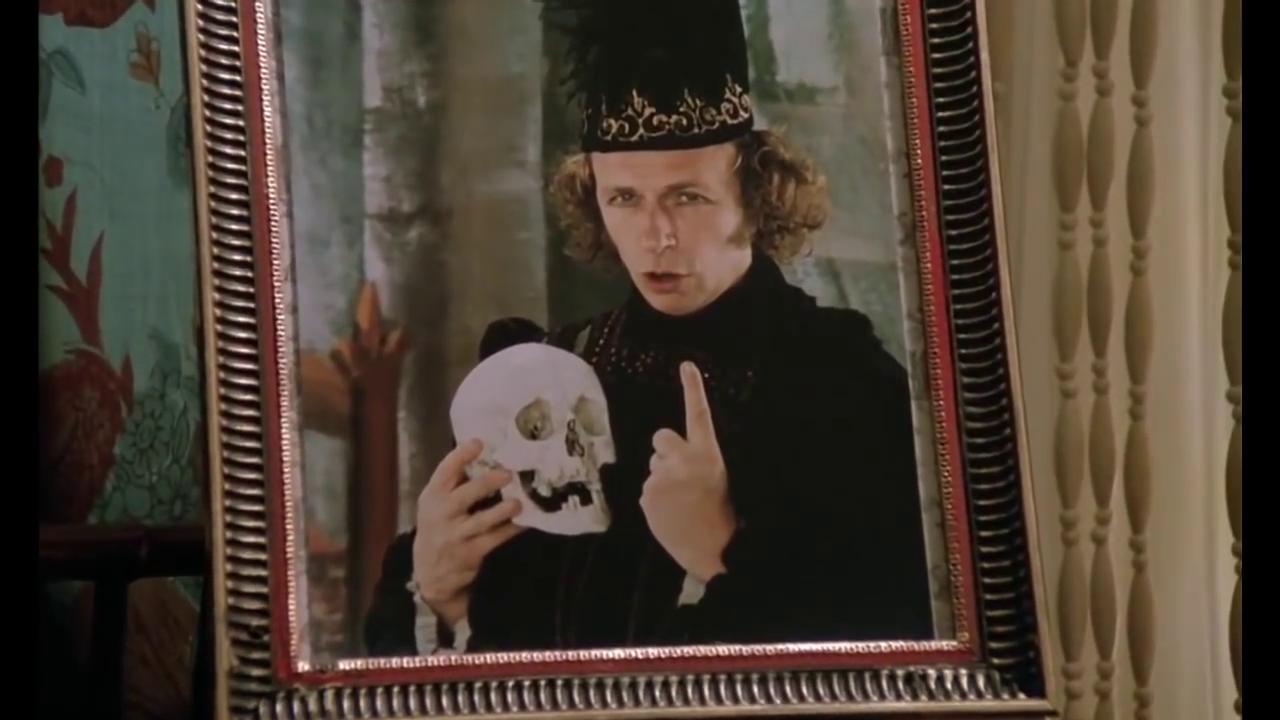 Grégoire Lecomte dans Hamlet
